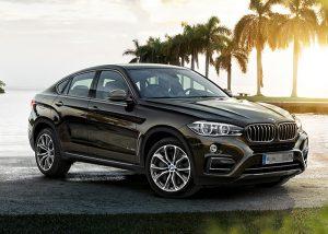 Ibiza BMW X6